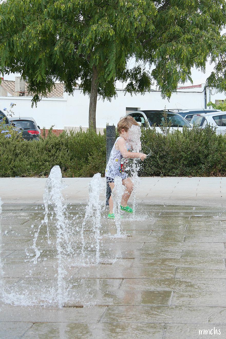 juegos de verano en la ciudad con niños