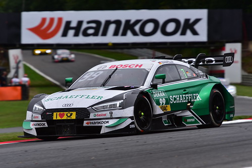 Mike Rockenfeller, Audi RS 5 DTM, DTM, Brands Hatch 2018