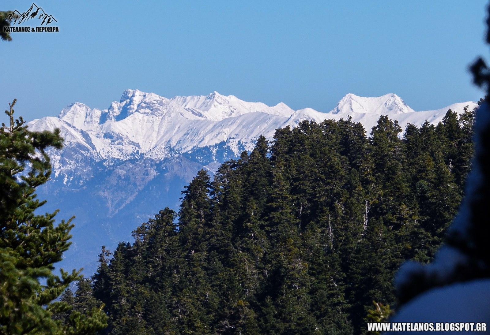 ανατολικα αγραφα νιαλα βουνα κορυφες καταραχιας πλακα φλυτζανι αγραφων χιονι χειμωνας βουνοκορφες