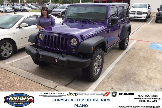 Nice #HappyBirthday To Stefani From Billy Bolding At Huffines Chrysler Jeep Dodge  RAM Plano! |