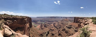Panorama from Dead Horse Point Visitor Center | by gmeador