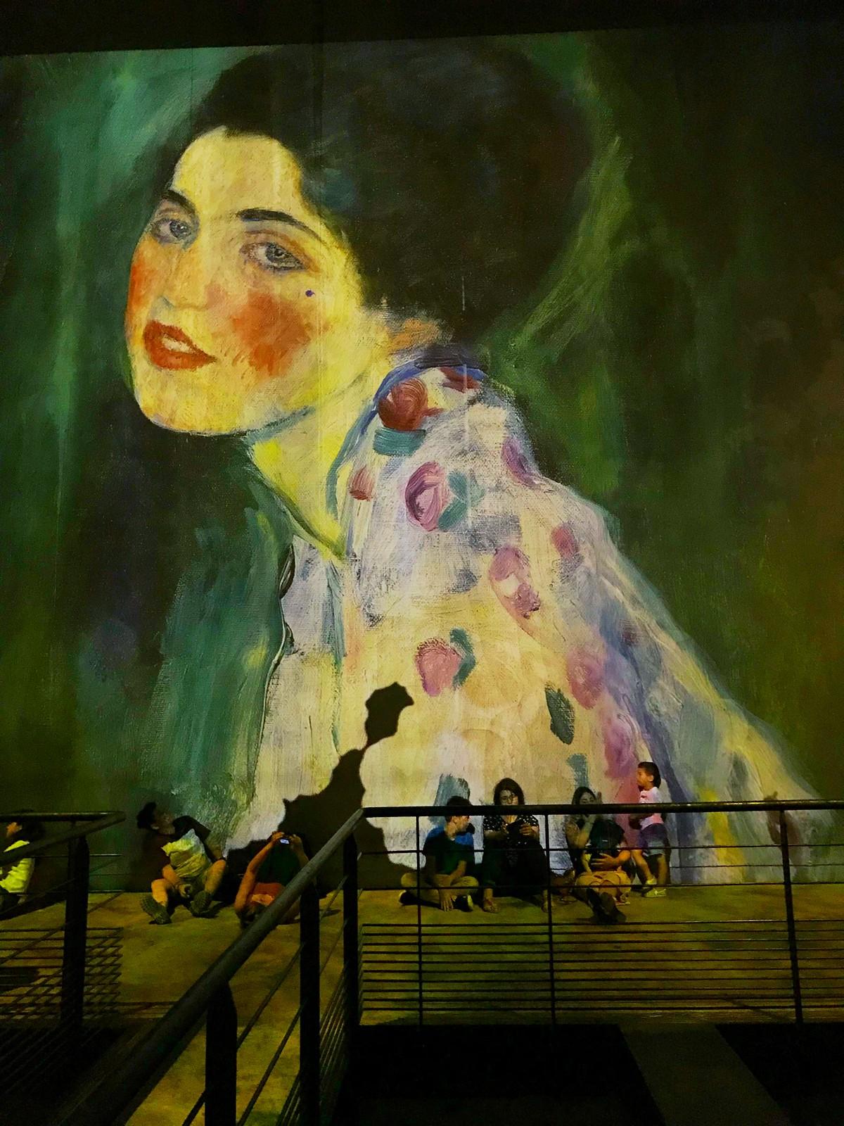 L'Atelier de Lumières, Paris