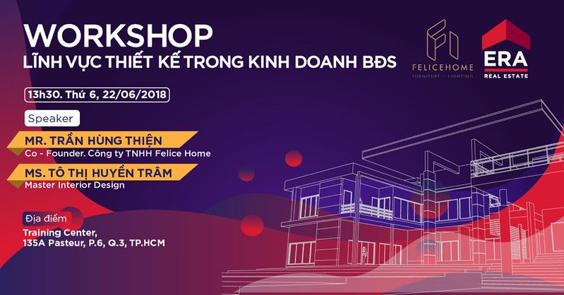 Workshop - Lĩnh vực thiết kế nội thất trong kinh doanh BĐS 1