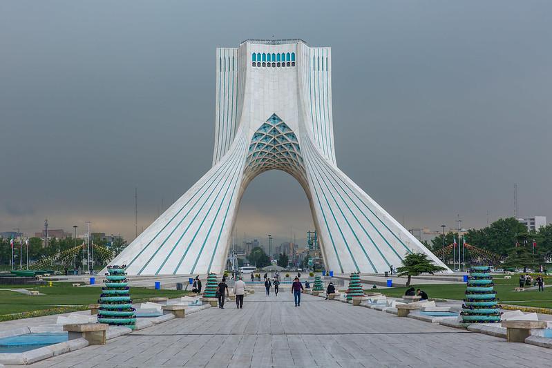 Iran. Tehran