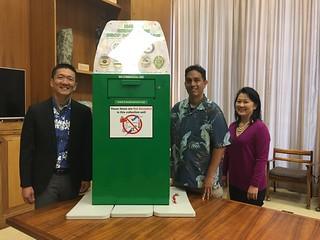 Medication Drop Off Box Press Conference | by Lt. Governor Doug Chin
