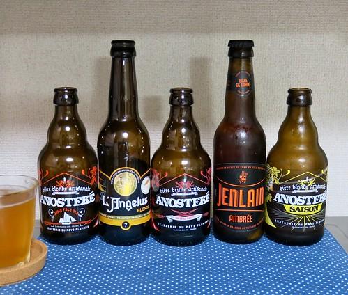 フランスのクラフトビール5種