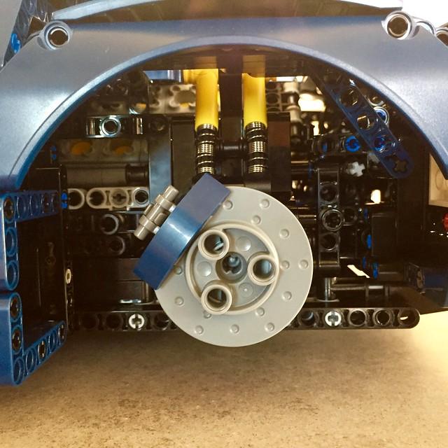 42083 Bugatti Chiron - MODs and Improvements - Page 14 - LEGO