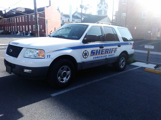 Ford Expedition  By Usa Police Pictures
