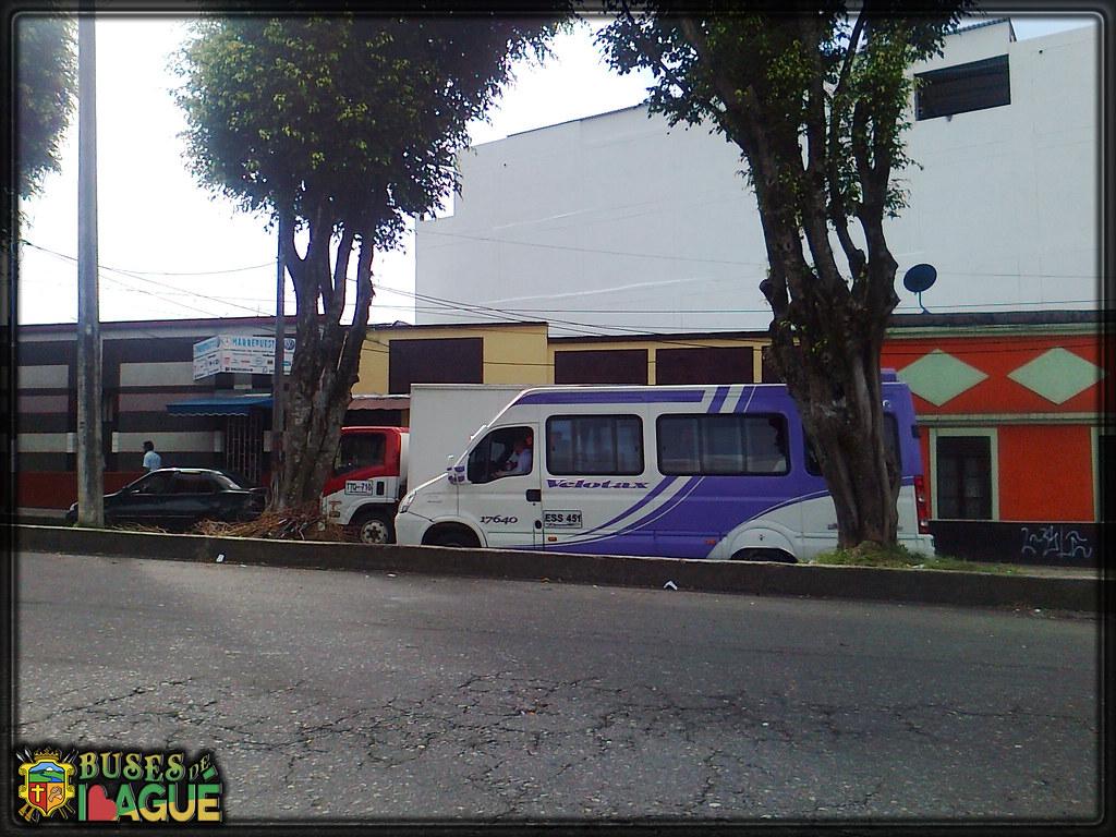 Velotax 17640 | by ...*Buses Y Camiones De Bogota*.