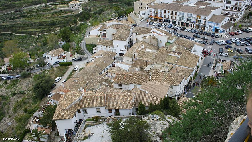 pueblo de Guadalest