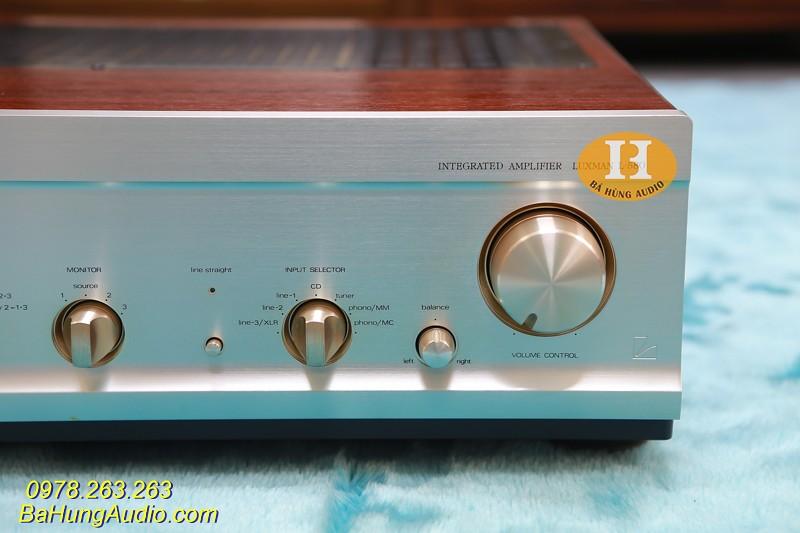Amply Luxman L580