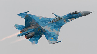 SU-27 Flanker | by Rik Terpstra Aviation