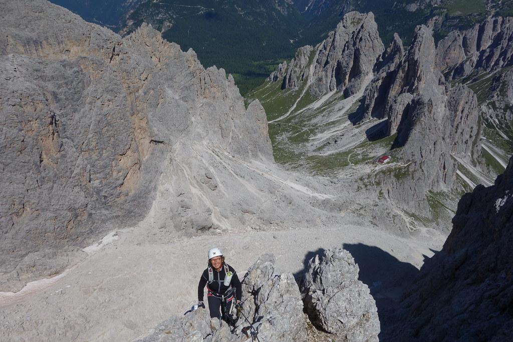 Klettersteig Drei Zinnen : Klettersteige rund um die drei zinnen august 2018 flickr