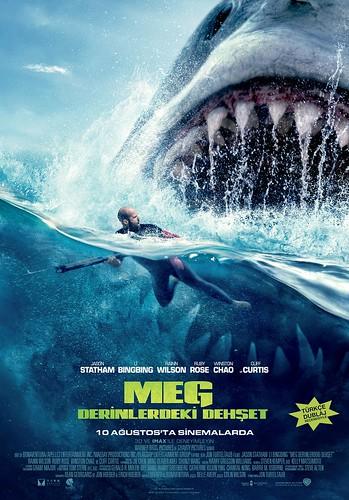 Meg: Derinlerdeki Dehşet - The Meg