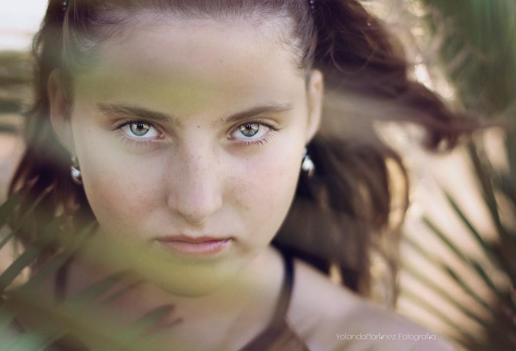 25.- &quot;Los ojos son el reflejo <br />de su personalidad.&quot; - yolandamf