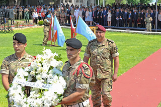 UNIFIL Transfer of Authority Ceremony | by UNIFIL - United Nations Interim Force in Lebanon