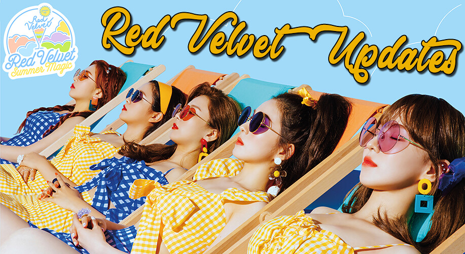 Radio Shows & Guesting - Red Velvet (레드벨벳) Updates