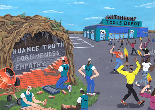 Gotta make sure my business keeps running. | by Brecht Vandenbroucke *