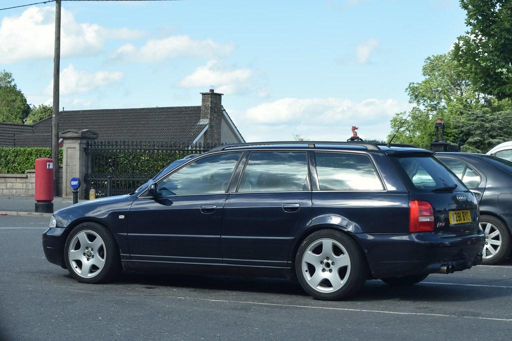 Audi S Avant Tiarnan Flickr - 2000 audi s4