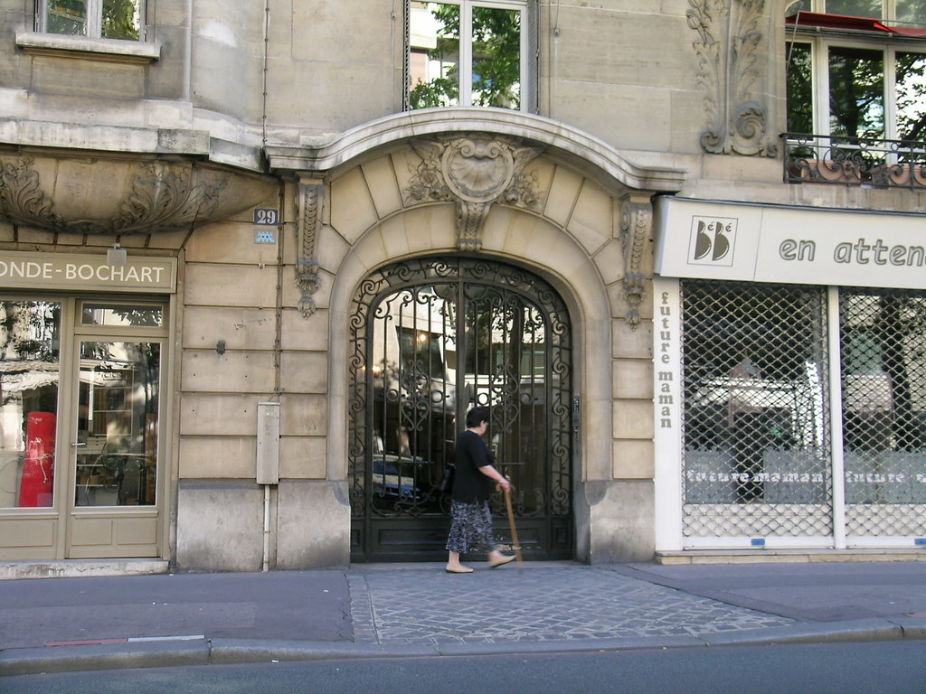 boulevard raspail paris france pa 374 10 points on t flickr. Black Bedroom Furniture Sets. Home Design Ideas