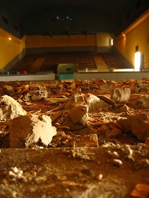 Cinema Rif, Tangier, Morocco (auditorium renovation 2005) | by kencta