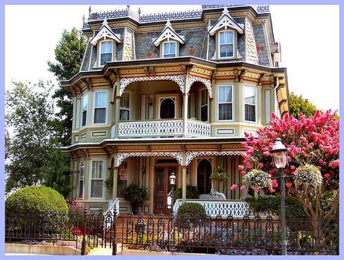 Victorian House Cape May Nj J V Brennan Flickr
