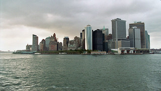 New York City Skyline from the Ferry | by acnatta