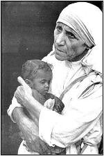 Mother Teresa (1910-1997) | by sinosplice