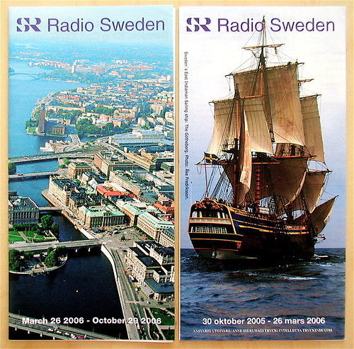radio sweden program schedules | by bneely