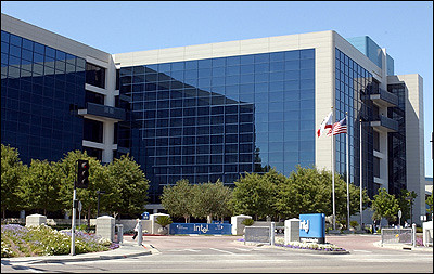 Intel Headquarters In Santa Clara California Jpg Santa