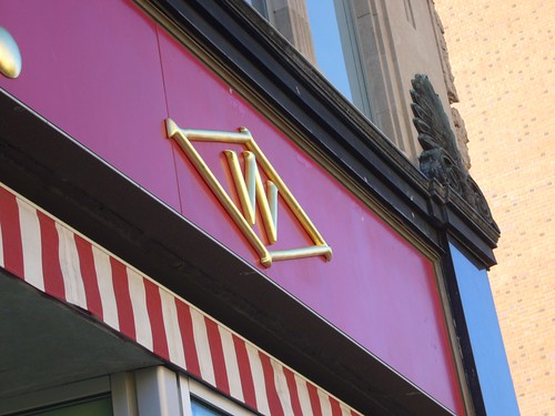 Close-up of Woolworth's sign in Greensboro, NC | by Amber Rhea