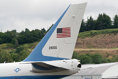 air force 1 tail number
