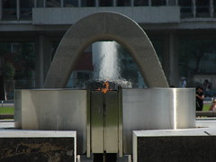 Hiroshima - Memorial Flame | by davidep