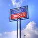 Ford Trucks Sign