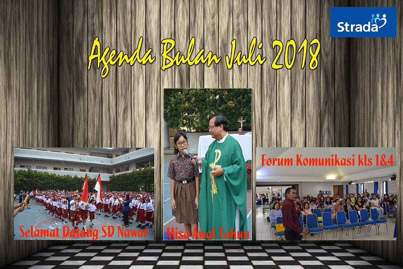 Agenda Bulan Juli 2018