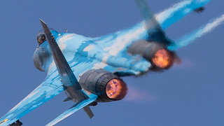 Sukhoi SU-27 | by Rik Terpstra Aviation