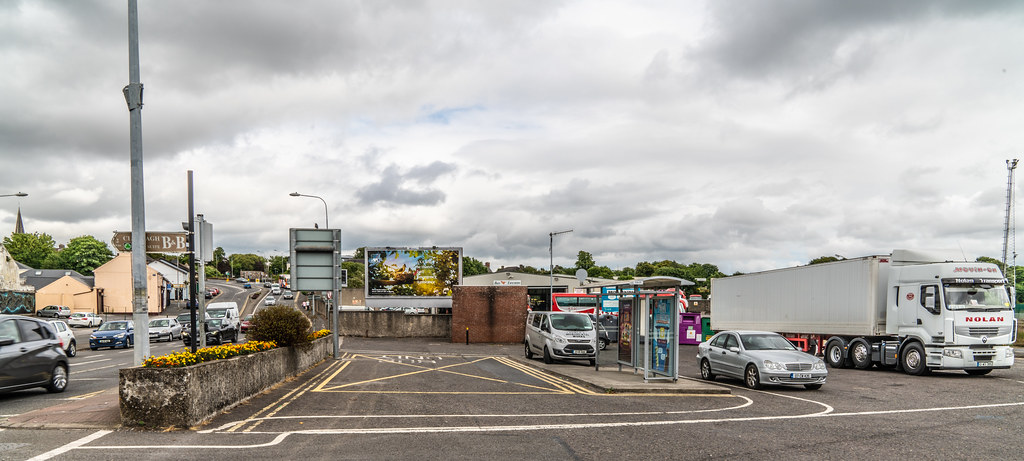 BUS EIREANN DEPOT AND BUS SHELTER  FERRYBANK WATERFORD 007