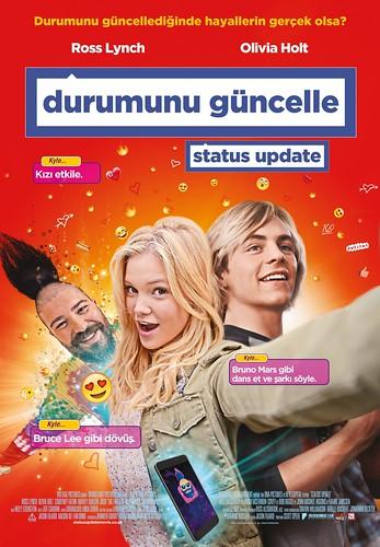 Durumunu Güncelle - Status Update