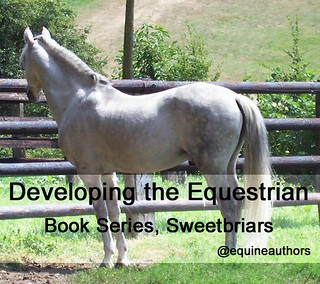 Developing the Equestrian Book Series, Sweetbriars @equineauthors