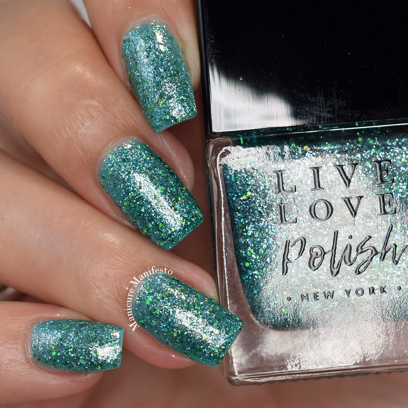 Live Love Polish That's Rich swatch