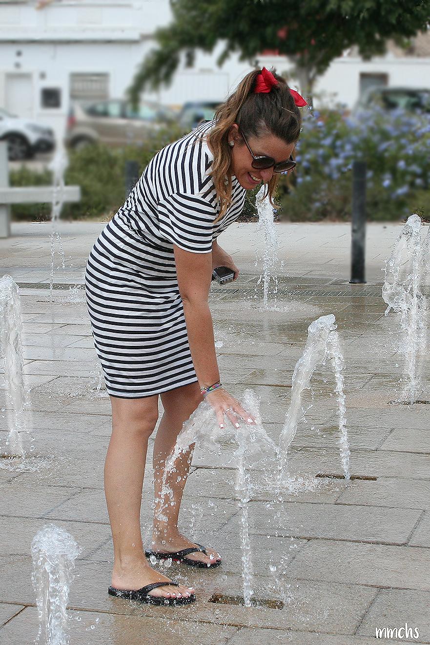 bloguera mamirrachadas jugando con sus hijos