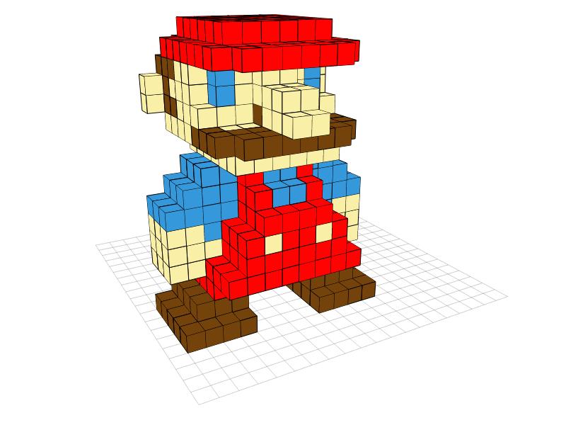 Voxel-Builder-ejemplo