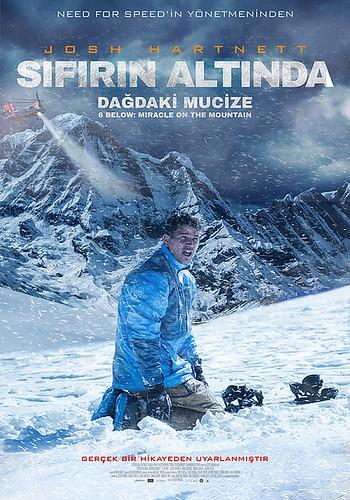 Sıfırın Altında: Dağdaki Mucize - 6 Below: Miracle on the Mountain (2018)