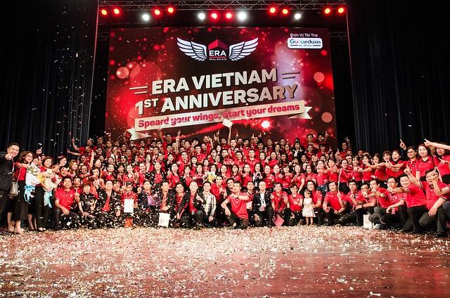 ERA Vietnam 1st Anniversary 2018