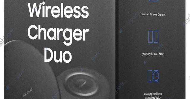 Samsung lanzará un cargador inalámbrico para varios dispositivos