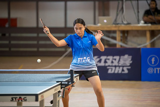 YEE Grace 3 | by ITTF-Oceania