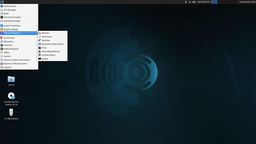 Ubuntu-Studio-Desktop