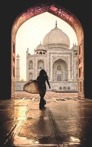 India: Taj Mahal. Perpetual Love. | by icarium.imagery