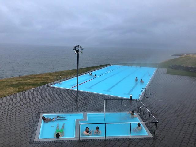 Piscina de Hofsós (Norte de Islandia)