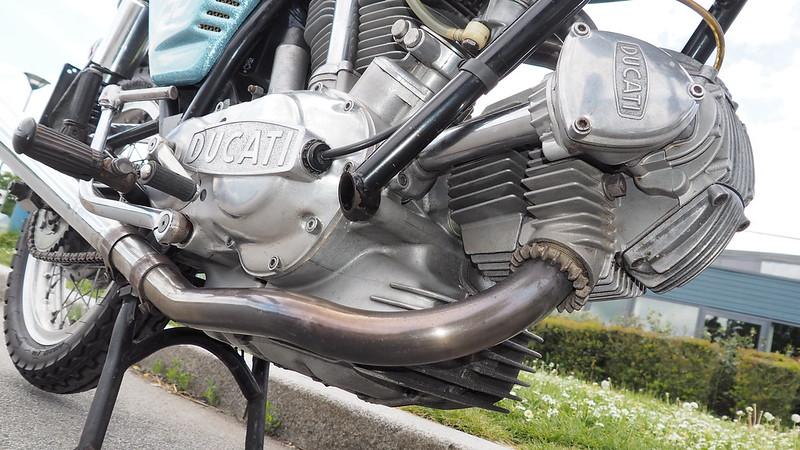 Ducati DM 750/S GT 1972 27963469128_9110d0cfb3_c